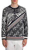 Dolce & Gabbana Animale Mixed Printed Pullover