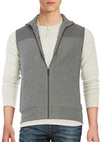 Michael Kors Quilted Knit Vest