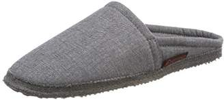 Giesswein Women's Paurach Open Back Slippers, Grey (Schiefer)