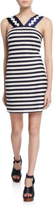 Mestiza New York Marie Striped Sleeveless Mini Dress