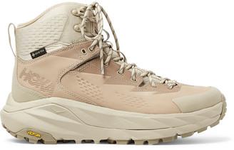 Hoka One One Kaha Gore-Tex And Leather Boots