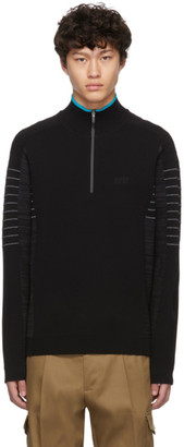 BOSS Black Zoaya Pro Half Zip Sweater