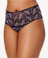 Hanky Panky Plus Size Retro Lace Thong 591924X
