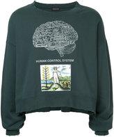 Undercover oversized sweatshirt
