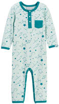 Coccoli Constellation Unionsuit (Baby Boys)