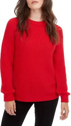 Vero Moda Crewneck Long-Sleeve Sweater