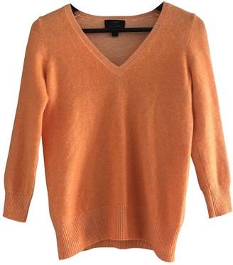 J.Crew Orange Cashmere Knitwear for Women