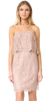 BB Dakota R.S.V.P by Sakura Strapless Lace Dress