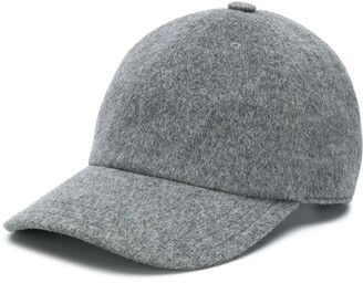 Thom Browne Cashmere 6-Panel Baseball cap