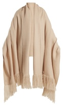 Isabel Marant Cashmere-knit scarf