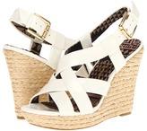 Jessica Simpson Catalina (White Patent) - Footwear