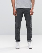 Diesel Belther Slim Jeans 675B Gray Abrasions