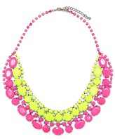 Neon Colorblock Collar (Delivery: Late April 2012)