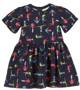 Margherita Infant Girl's Stretching Print Dress
