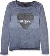S'Oliver Girl's 66.709.31.7508 Longsleeve T-Shirt