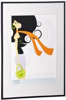 Camilla And Marc walther design KV460B New Lifestyle picture frame, 15.75 x 23.50 inch (40 x 60 cm), black