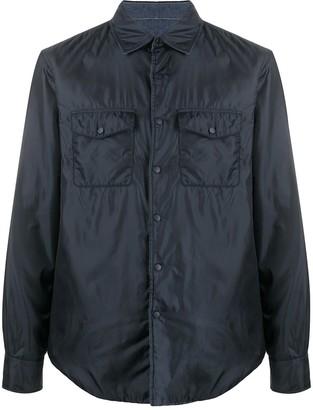 Aspesi Long Sleeve Shirt Jacket