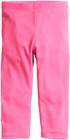 H&M 3/4-length Leggings - Cerise - Kids