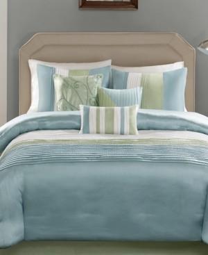 Madison Home USA Carter 7-Pc. Queen Comforter Set Bedding
