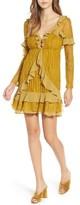 For Love & Lemons Women's Daphne Lace Minidress