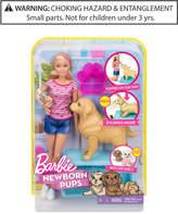 Barbie Mattel's Newborn Pups Doll & Pets