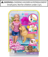 Barbie Newborn Pups Doll and Pets, Little Girls (2-6X) and Big Girls (7-16)
