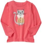 Gymboree Pretty Kitty Sweater