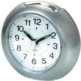 Silver/White Alarm Clock Colour: White
