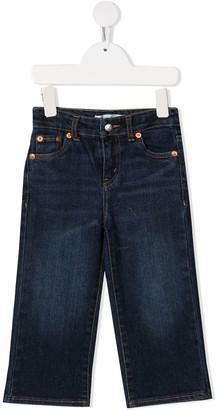 Levi's Stonewashed Jeans