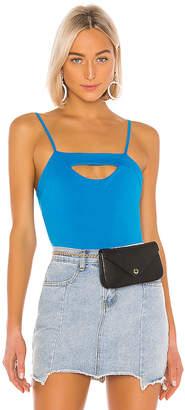superdown Lexa Cut Out Bodysuit