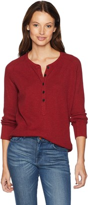 Pendleton Women's Better Than Basic Henley Shirt