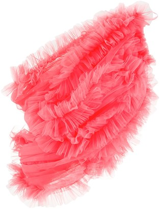 Molly Goddard Ruffled Tule Top