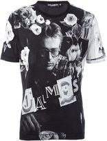Dolce & Gabbana James Dean print T-shirt
