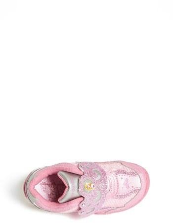 Stride Rite 'Disney Wish Lights - Aurora' Sneaker (Toddler & Little Kid)