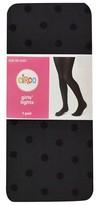 Circo Girls' Polka Dot Tights