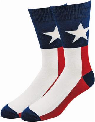 Sock Harbor Texas Flag Socks