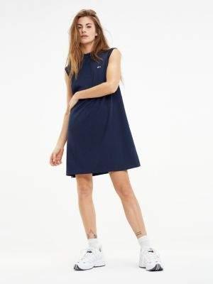 Tommy Hilfiger Stretch A-Line Mini Dress