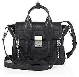 3.1 Phillip Lim Women's Mini Pashli Leather Satchel