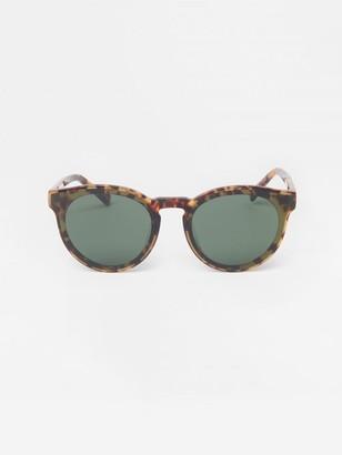 J.Mclaughlin Aileen Sunglasses in Leopard Tortoise
