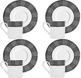 Eichholtz Bergdorf Espresso Cup & Saucer - Set Of 4