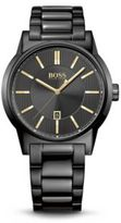 Hugo Boss 1513072 Black Bracelet Strap 3-Hand Quartz Architecture Watch One Size Assorted-Pre-Pack