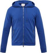 Derek Rose Midnight Blue 'Devon 1' Hoodie
