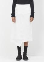 Oyuna White Skirt