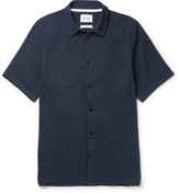 Norse Projects - Theo Cotton And Hemp-blend Seersucker Shirt