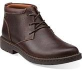 Clarks 'Stratton - Limit' Plain Toe Boot (Men)