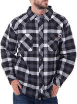 Dickies Quilted Lined Twill Midweight Shirt Jacket