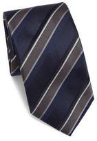 Brioni Striped Silk Tie
