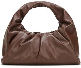 Bottega Veneta The Shoulder Pouch leather tote
