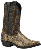 Laredo Men's Monty Western Snipped Toe