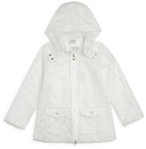 Armani Junior Girls' Starfish Raincoat - Little Kid